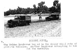 the first Aussie Army Land-Rover